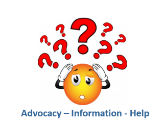 Advocacy, Information and Help